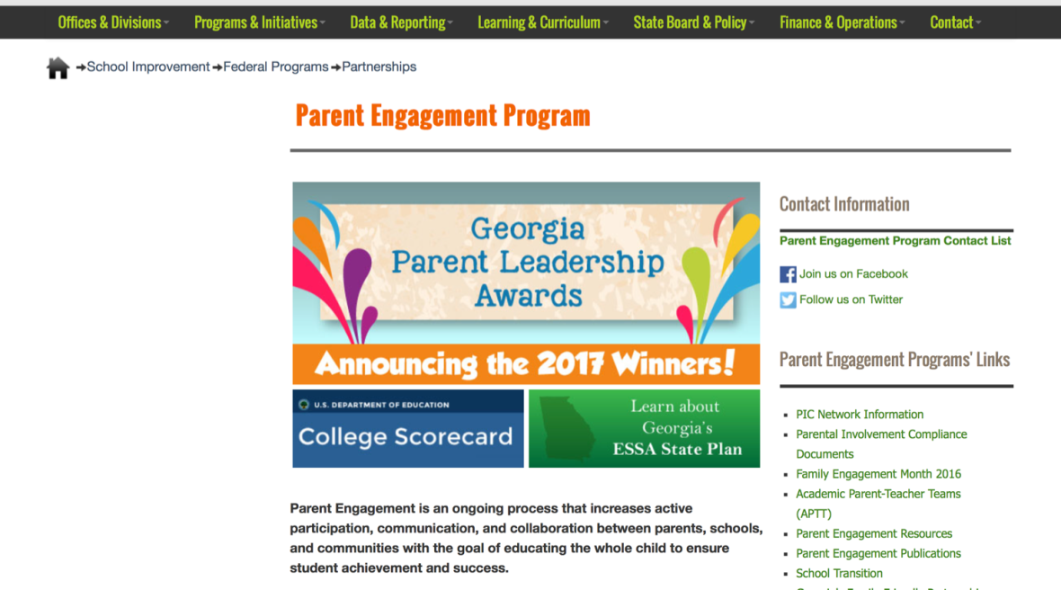 parent-engagment-program