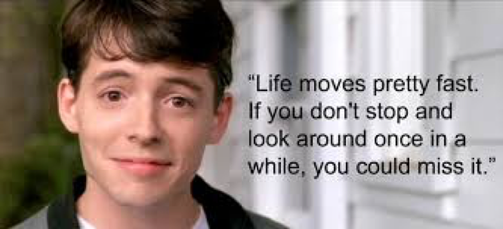 life-moves-fast