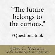 future belongs to the curious